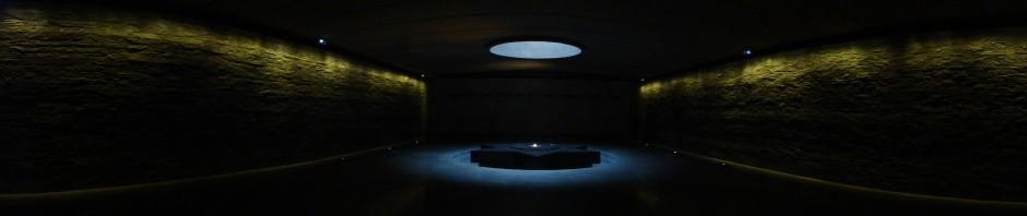 La crypte du martyr juif inconnu - Mémorial de la Shoah (Olivier Quéruel mars 2011)