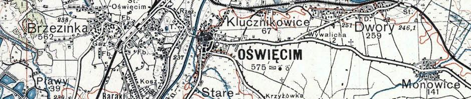 Auschwitz, une géographie